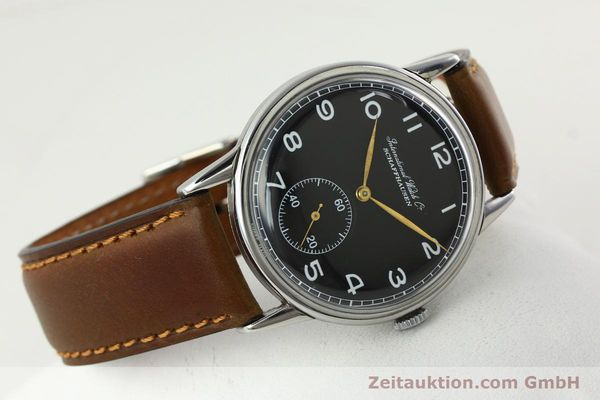 Used luxury watch IWC Portofino steel manual winding Kal. 83  | 142483 03