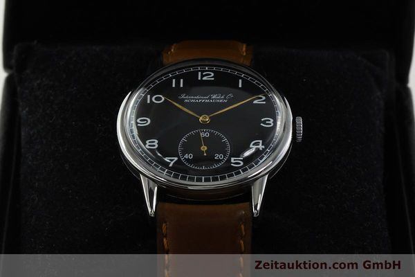 Used luxury watch IWC Portofino steel manual winding Kal. 83  | 142483 07