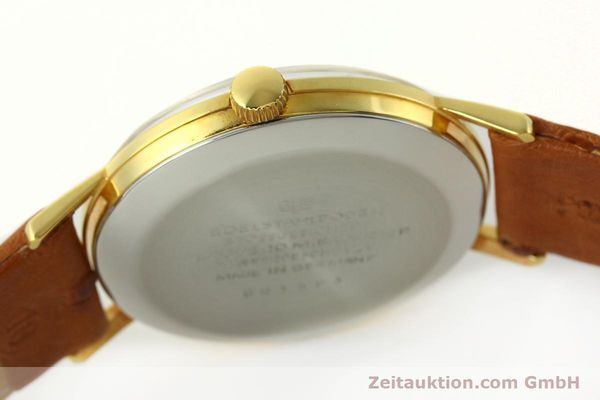 Used luxury watch Glashütte * gold-plated manual winding Kal. 70.1  | 142484 08
