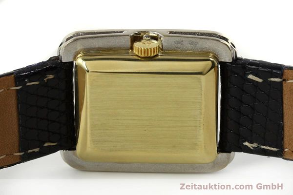 Used luxury watch Ebel * 18 ct gold manual winding Kal. 67X ETA 2412  | 142485 08