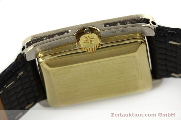 Used luxury watch Ebel * 18 ct gold manual winding Kal. 67X ETA 2412  | 142485 11
