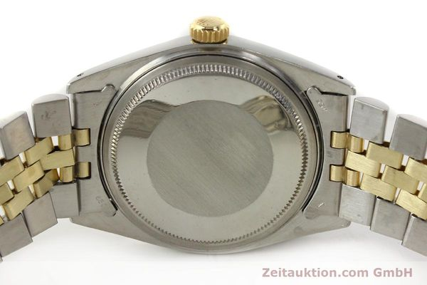 montre de luxe d occasion Rolex Datejust acier / or  automatique Kal. 3035 Ref. 16013  | 142488 09