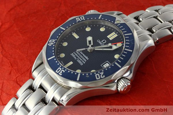 Used luxury watch Omega Seamaster steel automatic Kal. 1109  | 142490 01