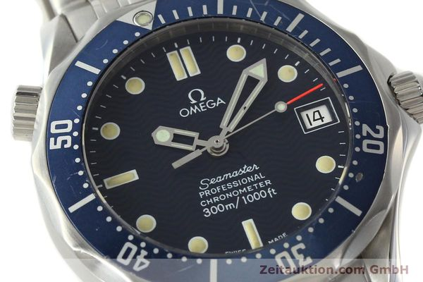 Used luxury watch Omega Seamaster steel automatic Kal. 1109  | 142490 02