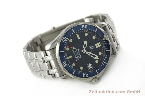 Used luxury watch Omega Seamaster steel automatic Kal. 1109  | 142490 03