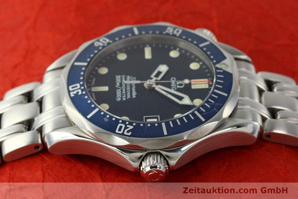 Used luxury watch Omega Seamaster steel automatic Kal. 1109  | 142490 05