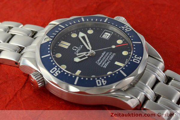 Used luxury watch Omega Seamaster steel automatic Kal. 1109  | 142490 15