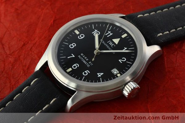 Used luxury watch IWC Mark XII steel automatic Kal. 884-2 Ref. 3241  | 142491 01