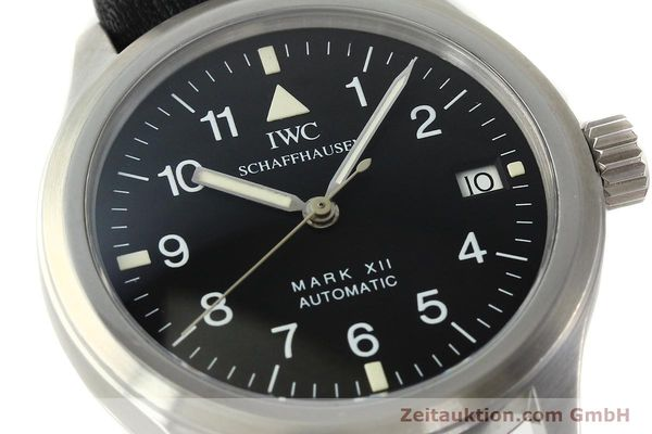 Used luxury watch IWC Mark XII steel automatic Kal. 884-2 Ref. 3241  | 142491 02
