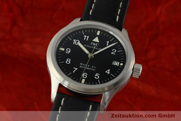 Used luxury watch IWC Mark XII steel automatic Kal. 884-2 Ref. 3241  | 142491 04