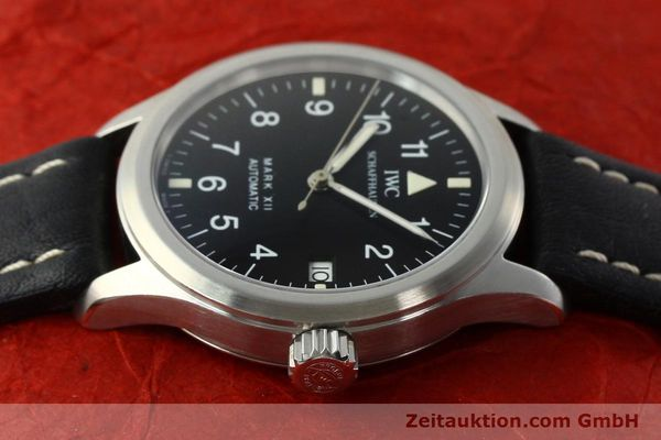Used luxury watch IWC Mark XII steel automatic Kal. 884-2 Ref. 3241  | 142491 05