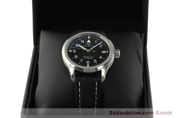 Used luxury watch IWC Mark XII steel automatic Kal. 884-2 Ref. 3241  | 142491 07