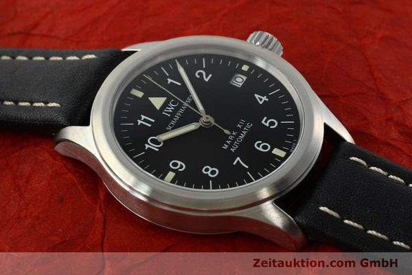 Used luxury watch IWC Mark XII steel automatic Kal. 884-2 Ref. 3241  | 142491 15