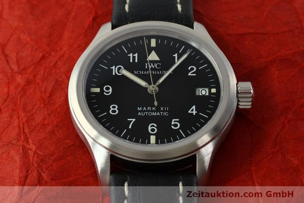 Used luxury watch IWC Mark XII steel automatic Kal. 884-2 Ref. 3241  | 142491 16