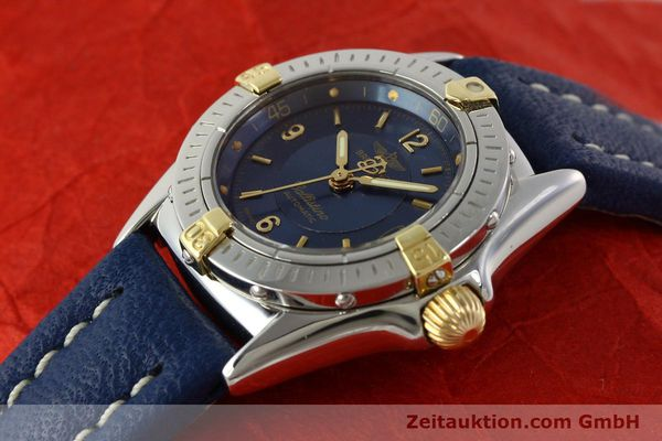 Used luxury watch Breitling Callistino steel / gold automatic Kal. B31 ETA 2000 Ref. B31043  | 142501 01