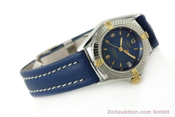 Used luxury watch Breitling Callistino steel / gold automatic Kal. B31 ETA 2000 Ref. B31043  | 142501 03