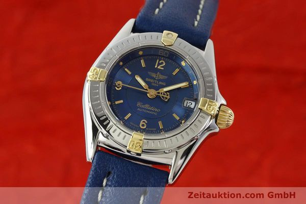 Used luxury watch Breitling Callistino steel / gold automatic Kal. B31 ETA 2000 Ref. B31043  | 142501 04