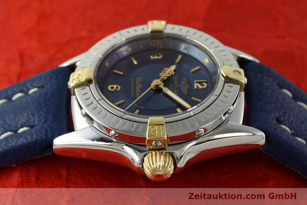 Used luxury watch Breitling Callistino steel / gold automatic Kal. B31 ETA 2000 Ref. B31043  | 142501 05