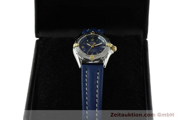 Used luxury watch Breitling Callistino steel / gold automatic Kal. B31 ETA 2000 Ref. B31043  | 142501 07