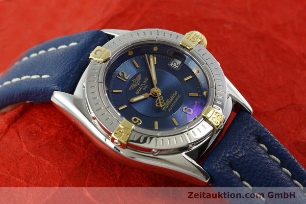 Used luxury watch Breitling Callistino steel / gold automatic Kal. B31 ETA 2000 Ref. B31043  | 142501 14