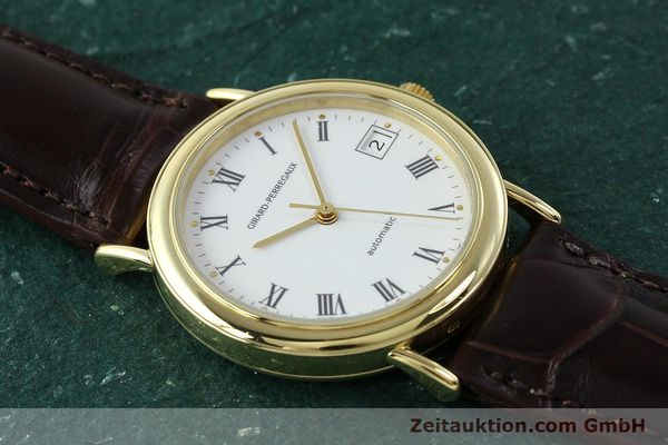 Used luxury watch Girard Perregaux * 18 ct gold automatic Kal. 2200 Ref. 4799.51  | 142503 01