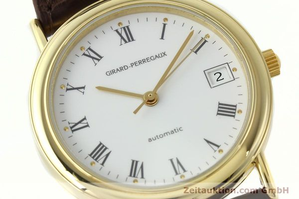 Used luxury watch Girard Perregaux * 18 ct gold automatic Kal. 2200 Ref. 4799.51  | 142503 02