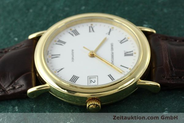 Used luxury watch Girard Perregaux * 18 ct gold automatic Kal. 2200 Ref. 4799.51  | 142503 05