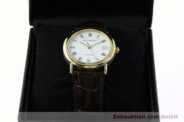 Used luxury watch Girard Perregaux * 18 ct gold automatic Kal. 2200 Ref. 4799.51  | 142503 07