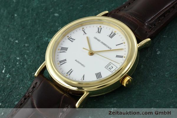 Used luxury watch Girard Perregaux * 18 ct gold automatic Kal. 2200 Ref. 4799.51  | 142503 14