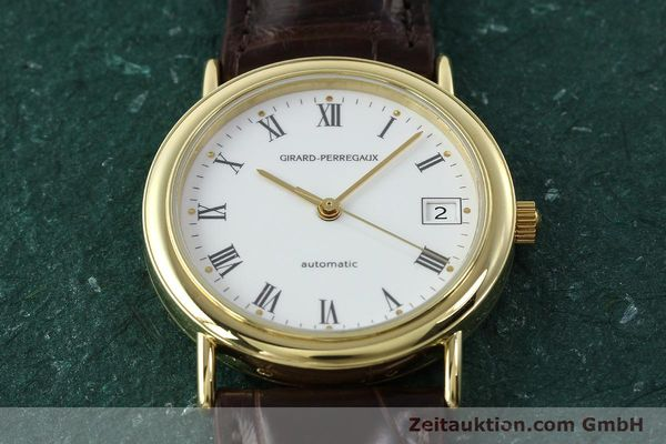 Used luxury watch Girard Perregaux * 18 ct gold automatic Kal. 2200 Ref. 4799.51  | 142503 15