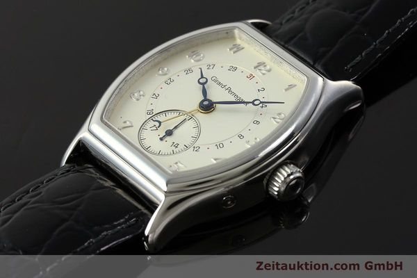 Used luxury watch Girard Perregaux Richeville steel automatic Kal. 2201-960B Ref. 2730  | 142504 01