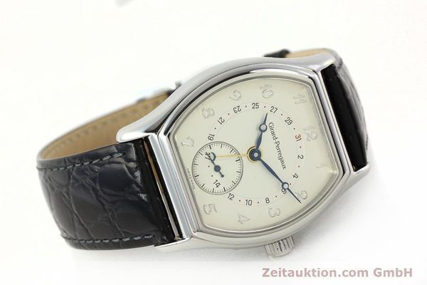 Used luxury watch Girard Perregaux Richeville steel automatic Kal. 2201-960B Ref. 2730  | 142504 03