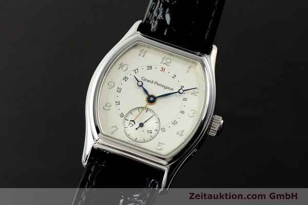 Used luxury watch Girard Perregaux Richeville steel automatic Kal. 2201-960B Ref. 2730  | 142504 04