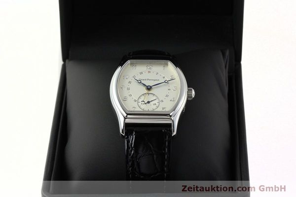 Used luxury watch Girard Perregaux Richeville steel automatic Kal. 2201-960B Ref. 2730  | 142504 07