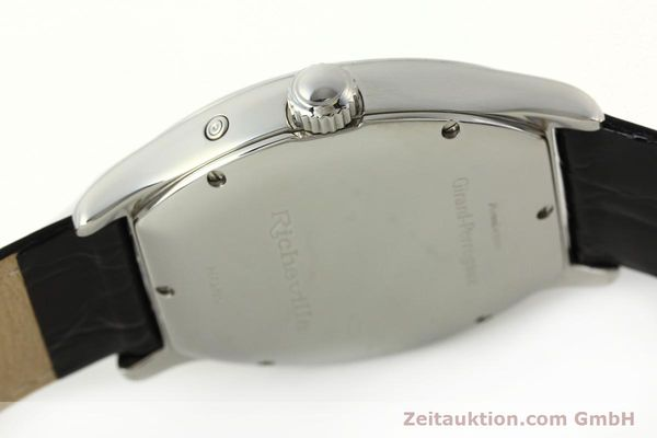 Used luxury watch Girard Perregaux Richeville steel automatic Kal. 2201-960B Ref. 2730  | 142504 08