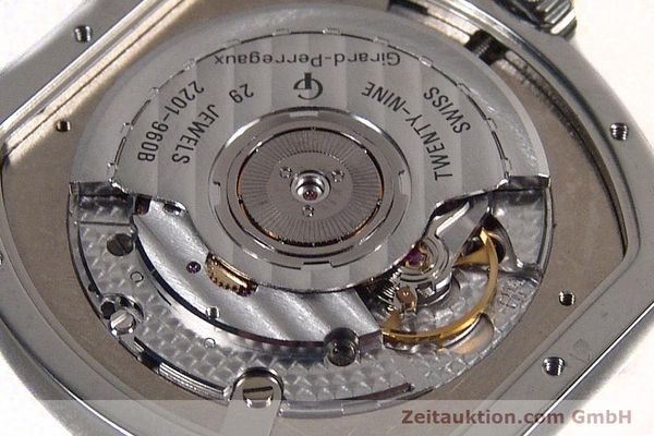 Used luxury watch Girard Perregaux Richeville steel automatic Kal. 2201-960B Ref. 2730  | 142504 10
