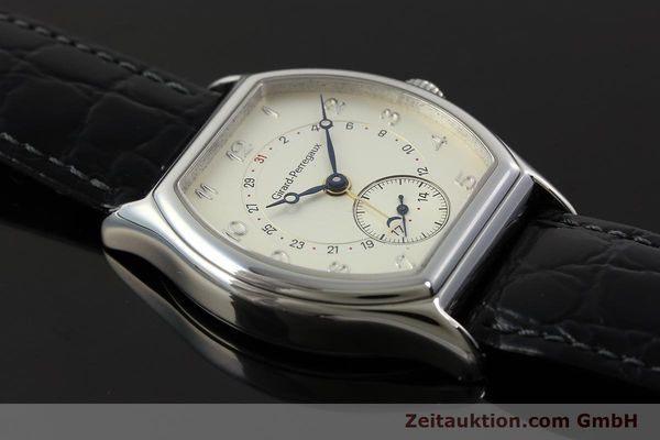 Used luxury watch Girard Perregaux Richeville steel automatic Kal. 2201-960B Ref. 2730  | 142504 13
