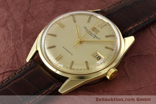 Used luxury watch IWC Portofino 14 ct yellow gold automatic Kal. 8541 Ref. 910A  | 142505 01