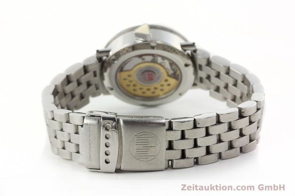 Used luxury watch Alain Silberstein Marine GMT steel automatic Kal. 1995 LIMITED EDITION | 142514 11