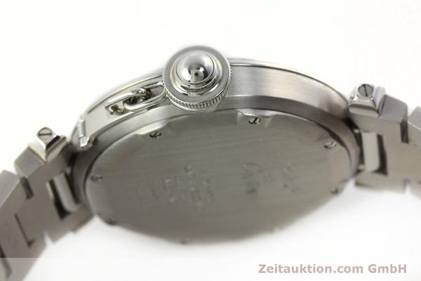 Used luxury watch Cartier Pasha steel automatic Kal. 049 ETA 2892A2  | 142516 08