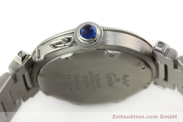 Used luxury watch Cartier Pasha steel automatic Kal. 049 ETA 2892-2  | 142518 08