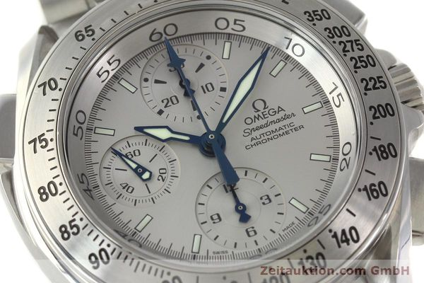 Used luxury watch Omega Speedmaster chronograph steel automatic Kal. 3600A Ref. 3540.50.00  | 142520 02