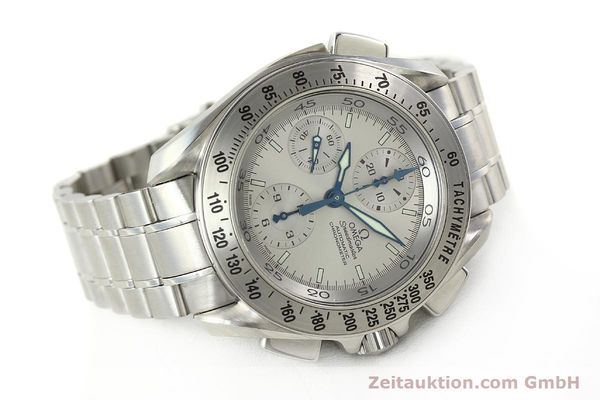 Used luxury watch Omega Speedmaster chronograph steel automatic Kal. 3600A Ref. 3540.50.00  | 142520 03