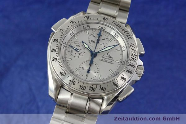 Used luxury watch Omega Speedmaster chronograph steel automatic Kal. 3600A Ref. 3540.50.00  | 142520 04