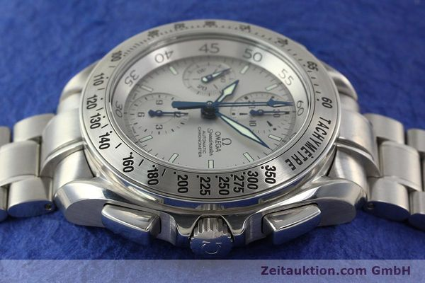 Used luxury watch Omega Speedmaster chronograph steel automatic Kal. 3600A Ref. 3540.50.00  | 142520 05