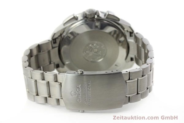 Used luxury watch Omega Speedmaster chronograph steel automatic Kal. 3600A Ref. 3540.50.00  | 142520 14