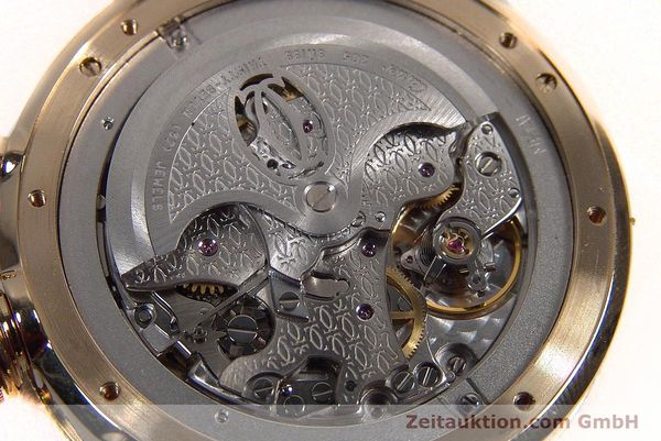 Used luxury watch Cartier Pasha chronograph 18 ct gold automatic Kal. 205  | 142527 10