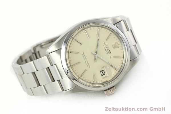 Used luxury watch Rolex Date steel automatic Kal. 1570 Ref. 1500  | 142530 03