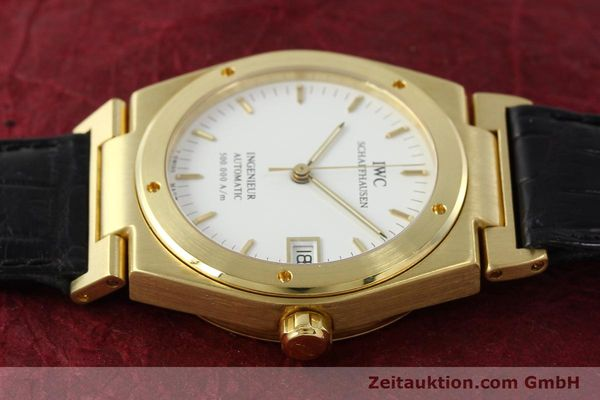 Used luxury watch IWC Ingenieur 18 ct gold automatic Kal. C37590 Ref. 9238/3518  | 142532 05