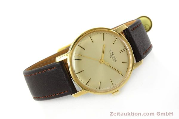 Used luxury watch Longines * gold-plated manual winding Kal. 284 Ref. 7786-3  | 142537 03